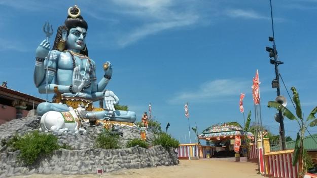 Lord Shiva, Koneswaram Temple