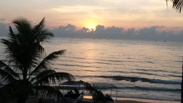 Sunrise @ Trincomalee