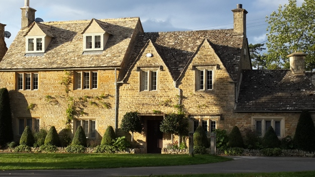 Cottage in Upper Slaughter, Cotswold