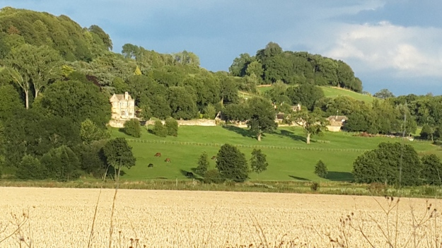 Cotswold, UK Countryside