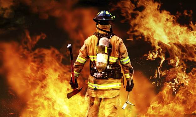 Fire Fighting In The Corporate World