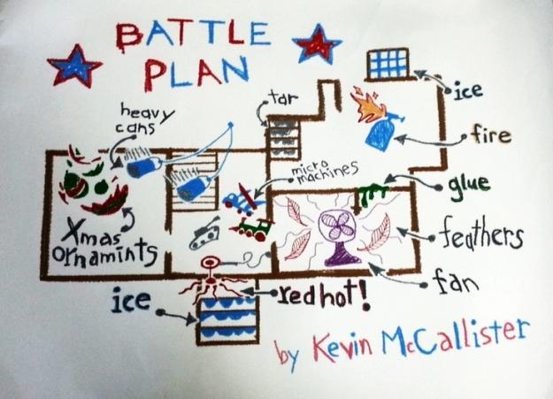 Startup Battle Plan