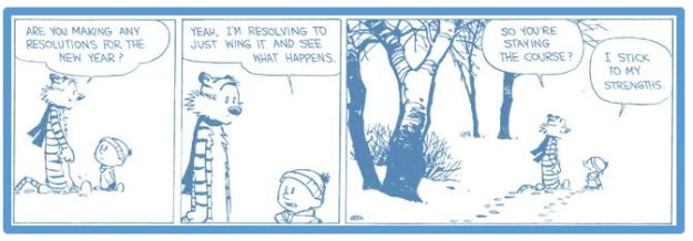 Calvin on resolutions